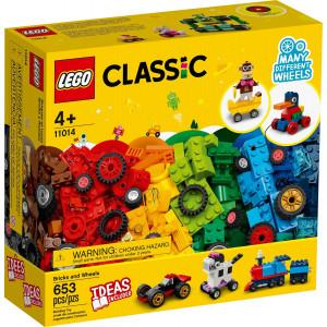 LEGO® Steinebox mit Rädern