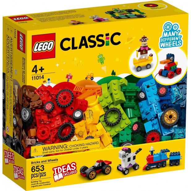 LEGO® Minecraft Der Wirrwald