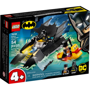 """LEGO® DC Set """"Verfolgung des Pinguins – mit dem Batboat"""" (76158)"""