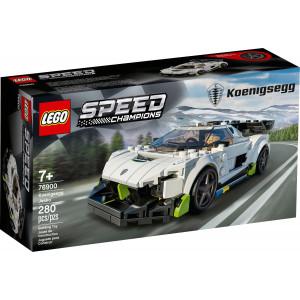 LEGO® Speed Champions Koenigsegg Jesko (76900)