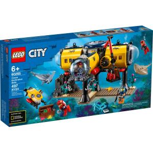 LEGO City Meeresforschungsbasis