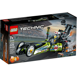 LEGO® Technic Set Dragster Rennauto